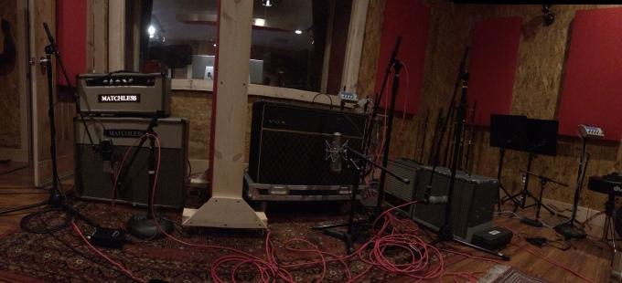 Vox AC30 Recording