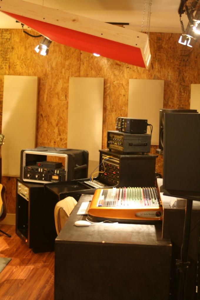 Control Room work station