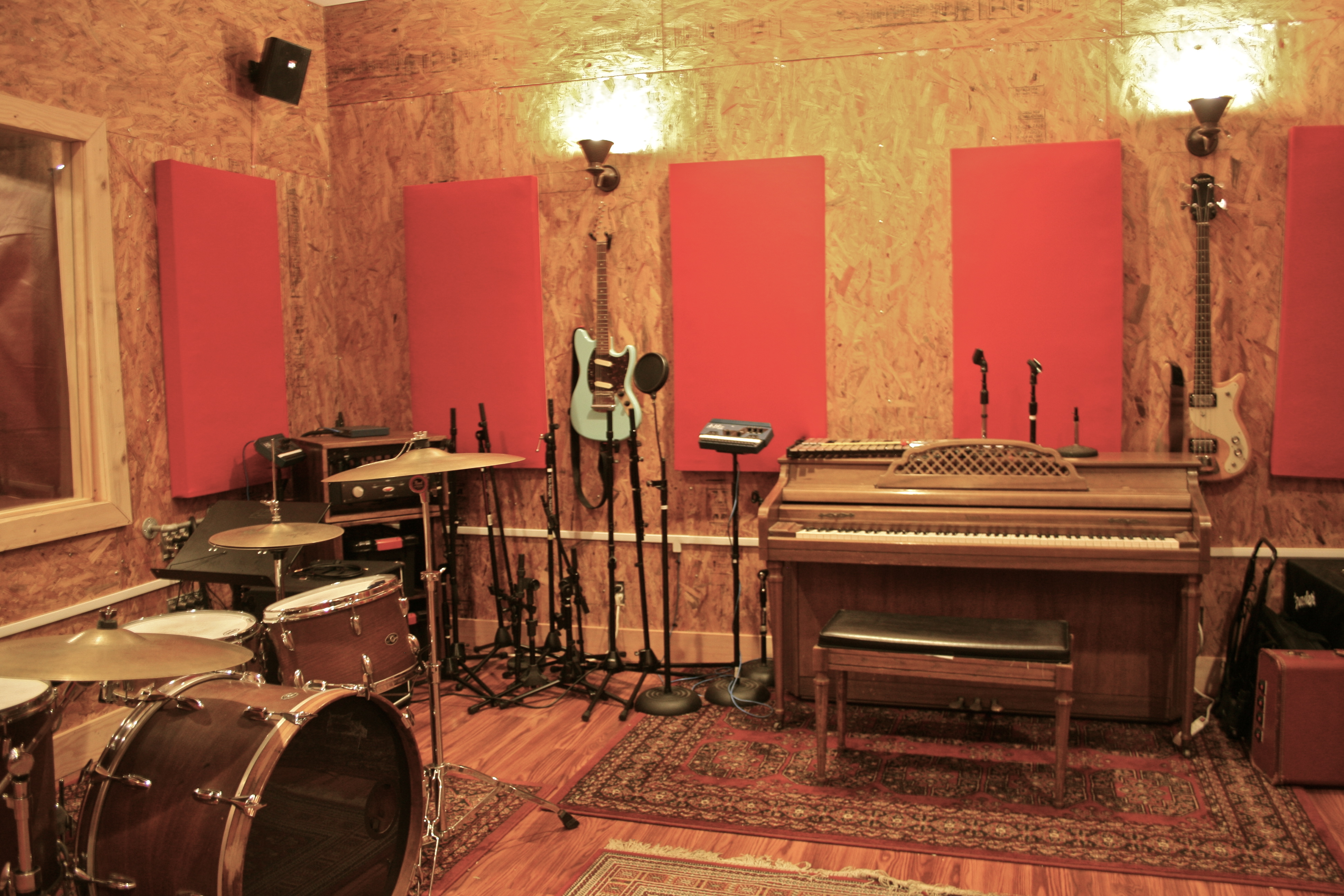 Pleasing Why You Need A Home Recording Studio Sanctus Sound Recording Company Largest Home Design Picture Inspirations Pitcheantrous