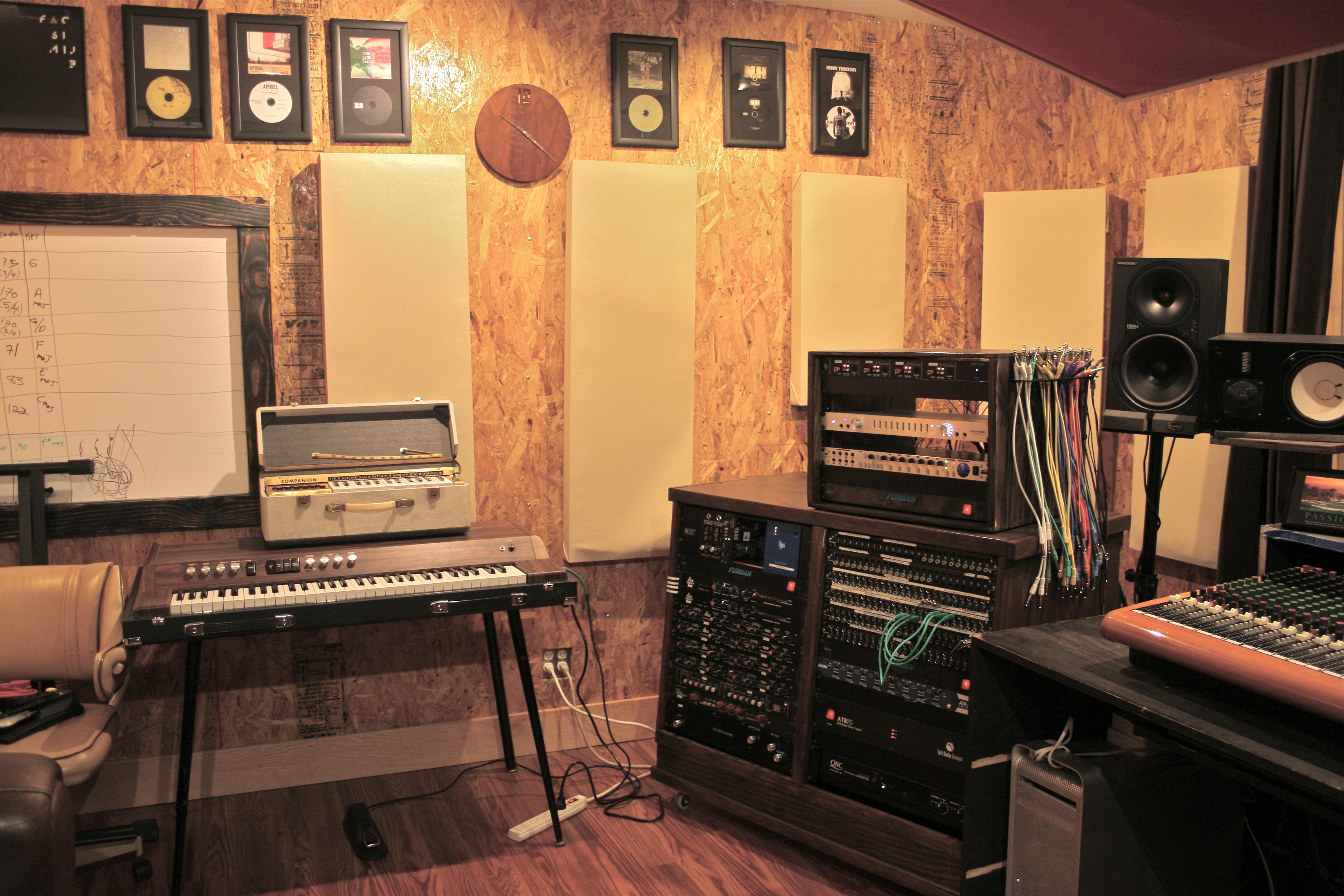 Fantastic Sanctus Sound Recording Company A Professional Recording Studio Largest Home Design Picture Inspirations Pitcheantrous